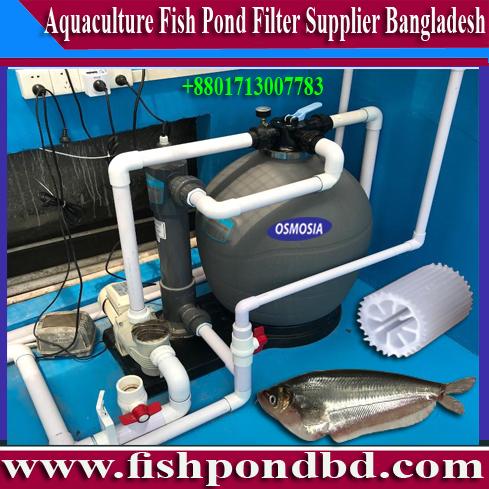 Aquaculture Indoor Outdoor Fish Farming Equipemt Biological