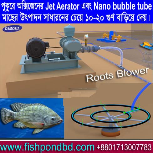 Aquaculture Indoor & Outdoor Fish Farming Equipemt :: Nano